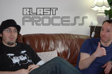 Blast Process Presents: The Out-takes (Take 1)