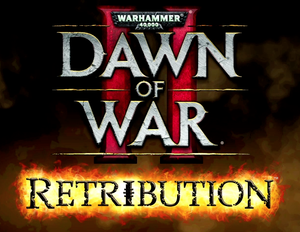 Gamesday Round-Up: DoW II Retribution, W.A.R and Space Marine