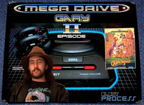 Mega Drive Gary Episode 2 - Quackshot Starring Donald Duck