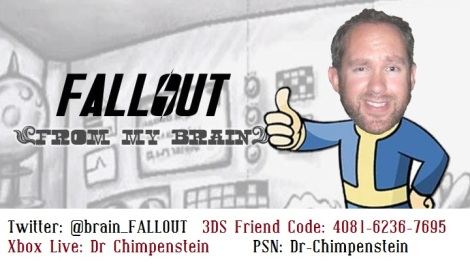 FALLOUT (from my brain!): Playstation PlusWatch: March