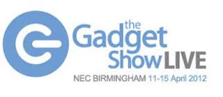 On Tour at the Gadget Show Live 2012