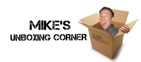 Mike's Unboxing Corner