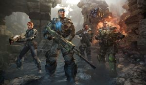 Gears of War Judgment Screens and Artwork (1)