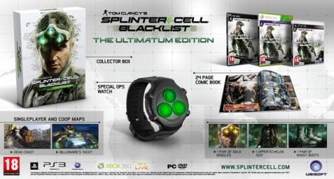 Tom Clancy's Splinter Cell Blacklist™ - The Ultimatum Edition