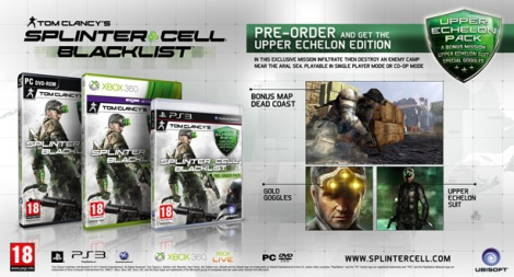 Tom Clancy's Splinter Cell Blacklist™ - Upper Echelon Edition