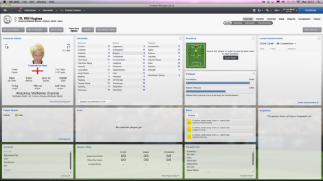 will hughes scout