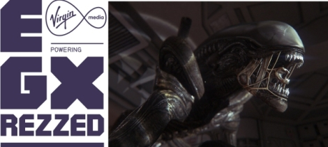 aliens at rezzed logo