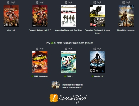 humble bundle codemaster2