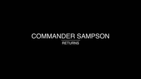 Commander Sampson Returns Teaser Trailer