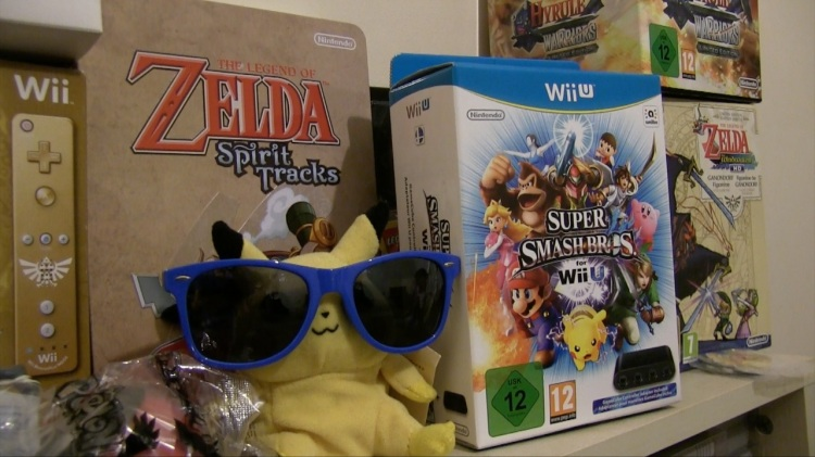 sSuper Smash Bros WiiU Unboxing - How many players?