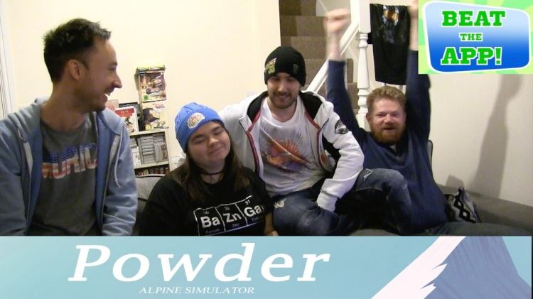 powder - Beat The App | Game Show