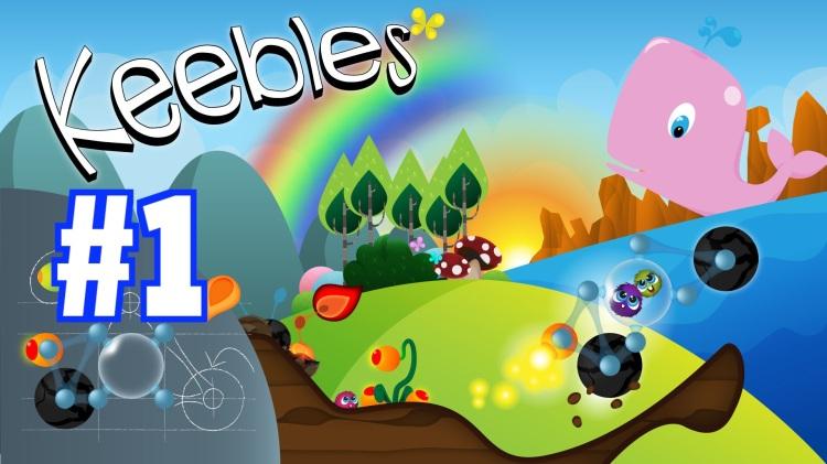 keebles youtube background